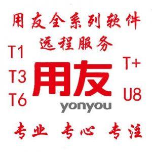 用友T3 T1+ T6 U8财务软件技术售后服务 安装 维护 使用问题处理